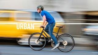 2017 Marin Urban Bikes