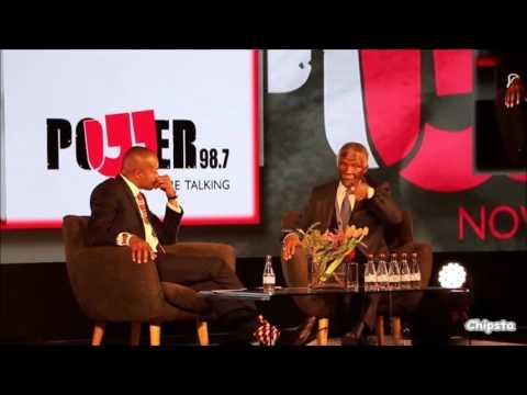 Mbeki on HIV and AIDS