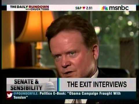 Sen. Jim Webb (D-VA) Regrets Vote On ObamaCare
