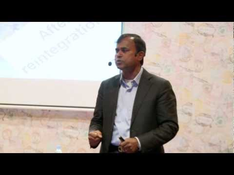 Demobilizing Child Soldiers - A Story of Change: Siddharth Chatterjee at TEDxDeusto