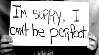 Letters Im my wife to sorry