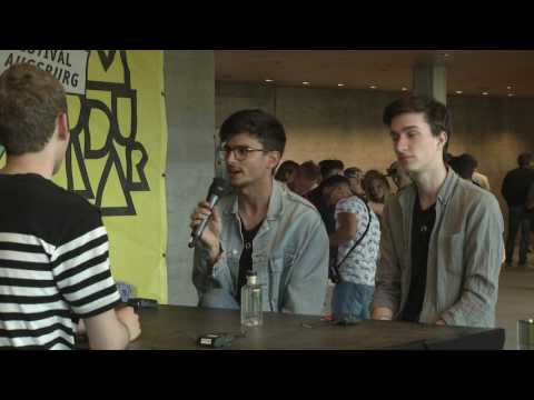 Kanal C   Interview mit: CHAPTER 5   Modular 2017