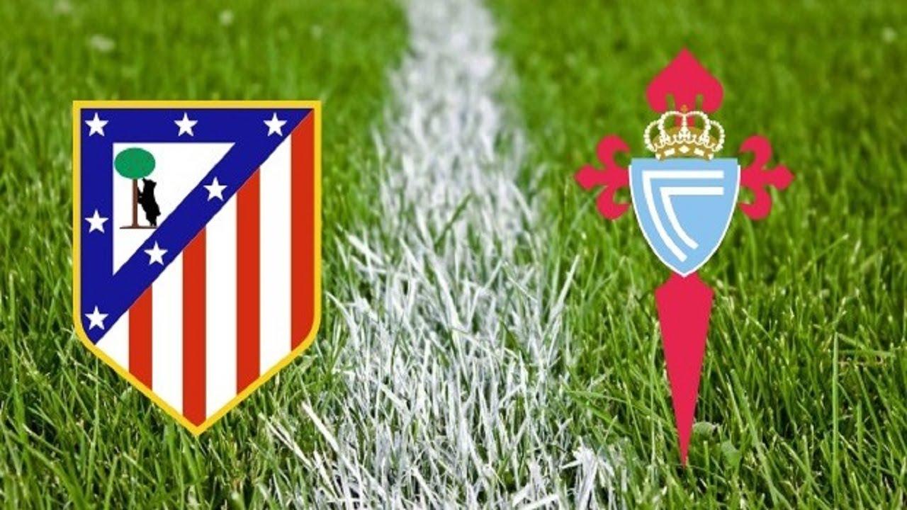 أتلتيكو مدريد وسيلتا فيجو بث مباشر