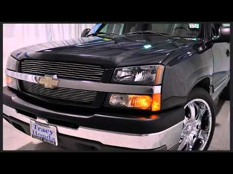 Ford Ranger Tuning >> 2004 Chevrolet Silverado 1500 Regular Cab LS 6 1/2 ft - YouTube