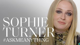 Sophie turner is the bff you've always wanted. bestie that comes with an elle april 2020 cover, of course. our latest #askmeanything finds us on set with...