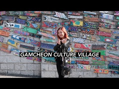 Colorful Village You Have To Visit in Busan!