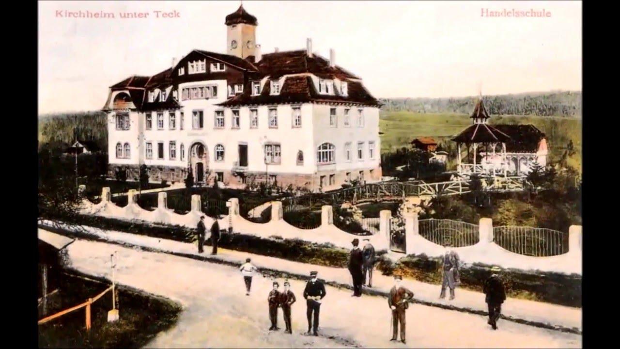 Bad Kirchheim Teck kirchheim damals kirchheim in alten aufnahmen und ansichtskarten