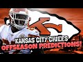 PREDICTING THE KANSAS CITY CHIEFS 2018 OFFSEASON REBUILD!!