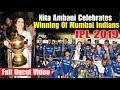 """Mumbai Indians"" Celebrate Record Fourth IPL Title | MI Vs CSK Full Match | Rohit Sharma | IPL 2019"