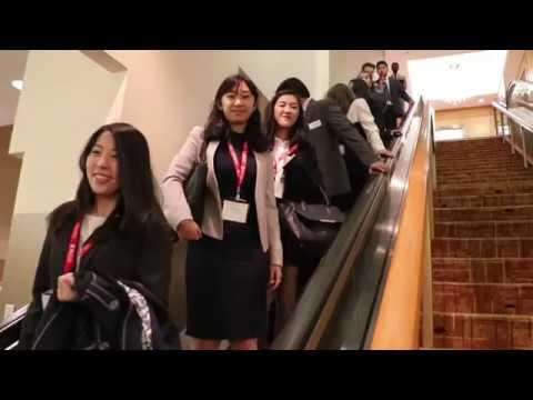 Meet McGill (Toronto Business Networking Trip)