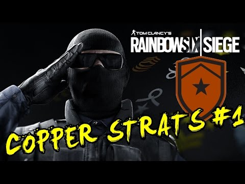COPPER STRATS Fails #1 Rainbow Six Siege