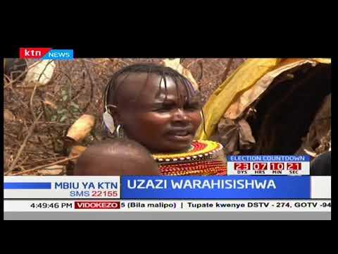 Juhudi za uzazi kaunti ya Samburu