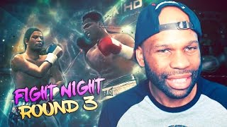 Running the Fade with Sugar Ray Robinson! Fight Night Round 3 Career Mode (PS3 Gameplay)