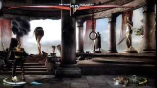#3 Injustice : Gods Among Us - Gameplay Comentada PT-Br