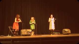 Whistle Daughter Whistle :  Live @ Omak Performing Arts Center