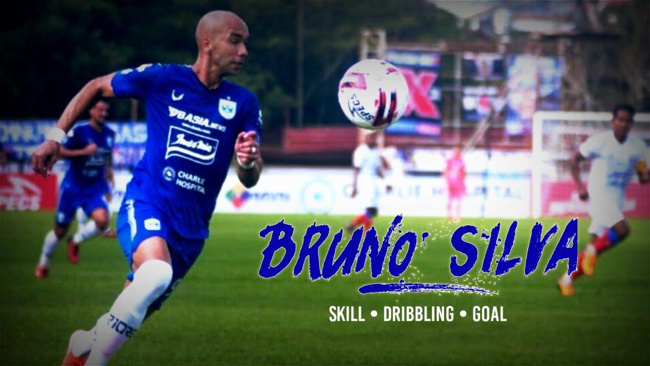 Download Bruno Silva ● Super Skills, Goals & Dribbling ᴴᴰ   PSIS Semarang 2020