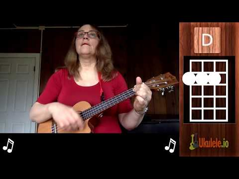 Here Comes the Sun Ukulele Lesson Tutorial - 21 Songs in 6 Days: Learn Ukulele the Easy Way