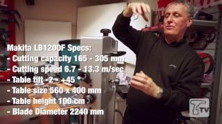 Makita Lb1200f Band-saw - A Toolstop Demo & Guide