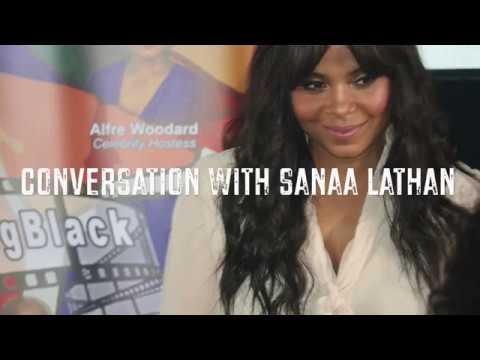 """Exclusive: Sanaa Lathan Talks """"Shots Fired"""" & the Art of Acting"""