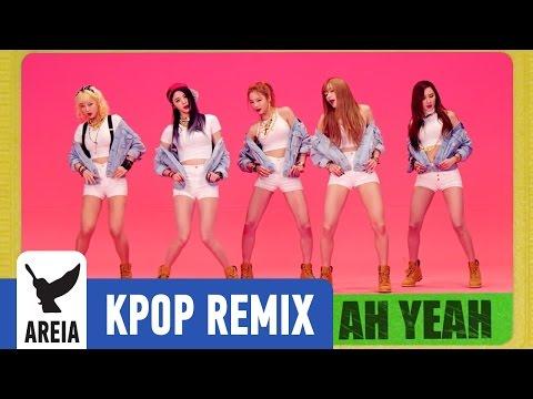 EXID - Ah Yeah | Areia Kpop Remix #173
