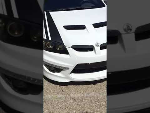 Holden Commodore conversion Pontiac G8 GT t pappy
