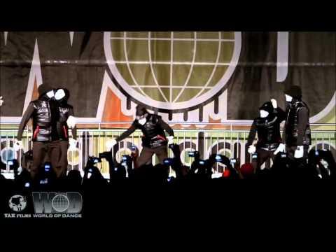 Hey Yoh, Here We Go - Technotronic (Jabbawockeez performance)