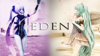 Video 【MMD】EDEN download MP3, 3GP, MP4, WEBM, AVI, FLV November 2017