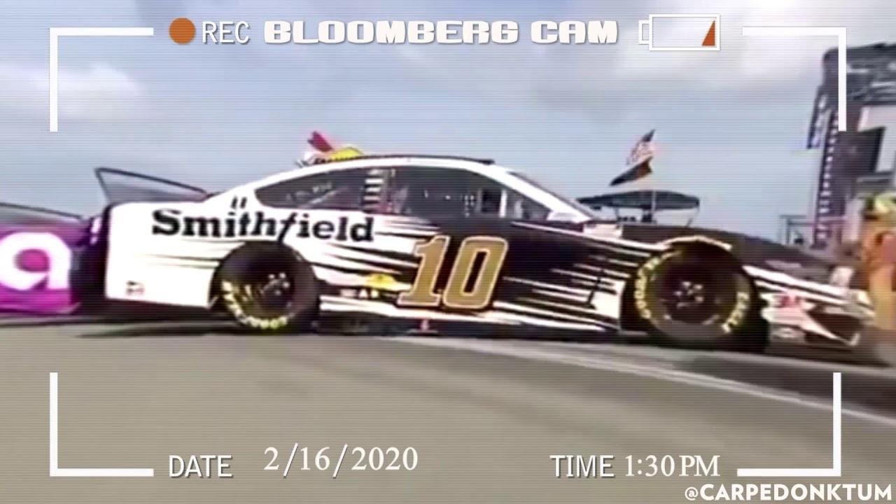 President Trump brought Mike Bloomberg to Daytona - CarpeDonktum