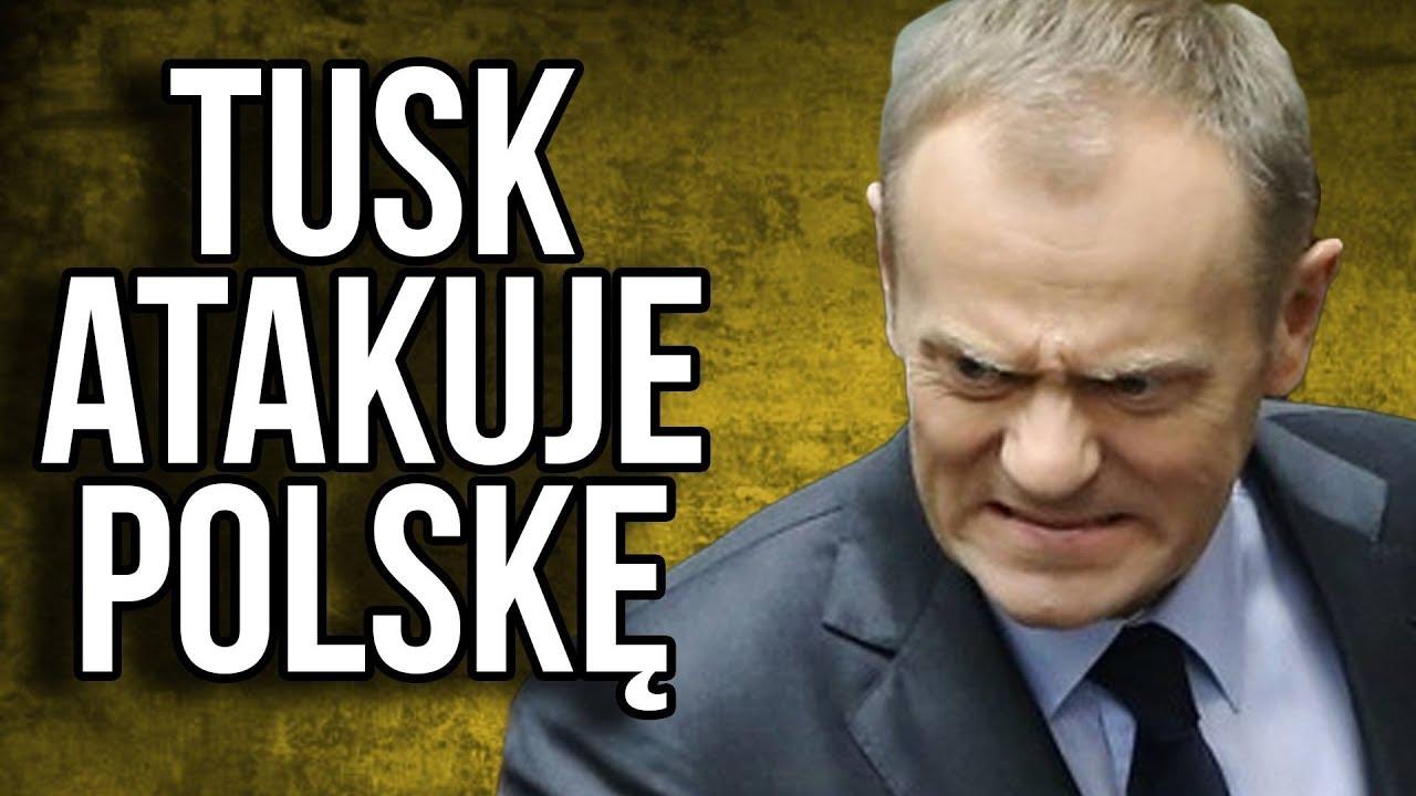 Sojusz Platformy i Kościoła przeciw PIS? Donald Tusk Atakuje Polskę w Tygodniku KATOLICKIM.