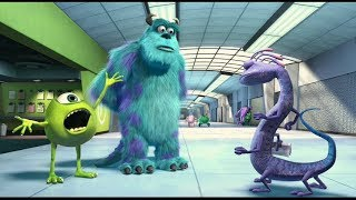 Pixar Perfect Review #8 - Monsters Inc.