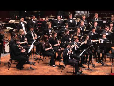 "UMich Symphony Band - Bernstein - Symphonic Suite from ""On the Waterfront"""