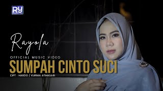 Lagu Minang Terbaru RAYOLA - Sumpah Cinto Suci [ Official Music Video ]
