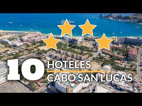 Top 10 Hoteles 4 Estrellas en Cabo San Lucas