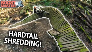 New to Mountain Biking? Check This Place Out! - SHREDDING on the HARDTAIL! | Jordan Boostmaster