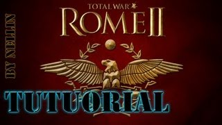 Туториал по установке игры Total War: Rome II
