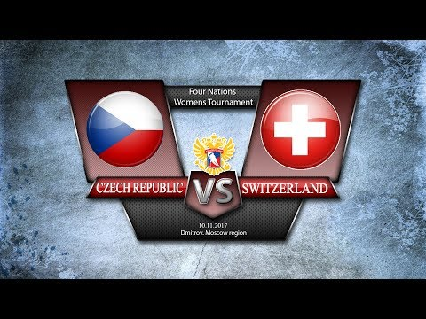 4 Nations. Czech Republic - Switzerland