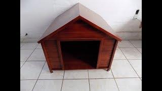 Casa para perro Parte - 2