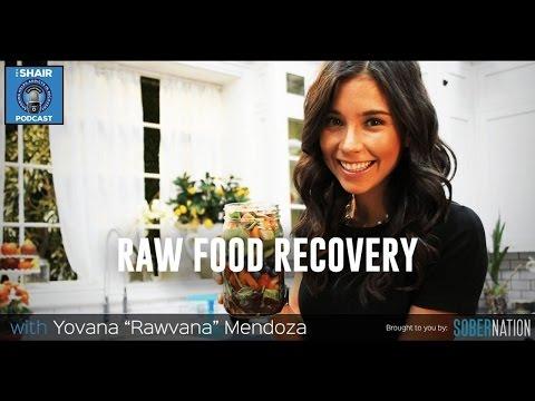 """TSP 079: """"Raw Food Recovery"""" with Yovana """"Rawvana"""" Mendoza"""