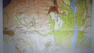 神奈川県西部の活断層の位置をみてみる