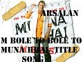 M Bole To Master Main Master  Munna Bhai Mbbs Title Full Song 1080p