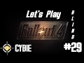 Let's Play Fallout 4 Blind Part 29: Synth Retention   A Moral Choice on Recovering a Synth