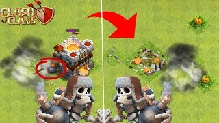 RIESENSKELETT zerstört Rathaus 11! || Clash of Clans || Let's Play CoC [Deutsch German]