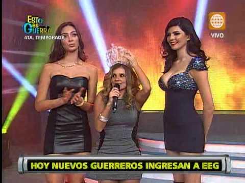 ¿Natalie Vértiz y Nicole Faverón serán las nuevas rivales en 'Esto es Guerra'?