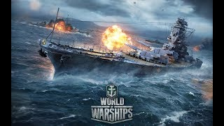 ¡EL PERRYMON DE VUELTA EN WORLD OF WARSHIPS! GAMEPLAY ESPAÑOL | Winghaven