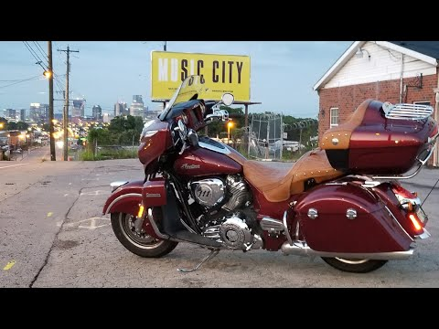 2019 Indian Chief Roadmaster Review - The Pros