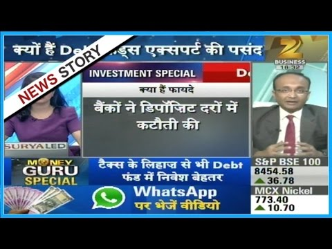 Money Guru | Debt funds to be less risky the equity funds | Part 1