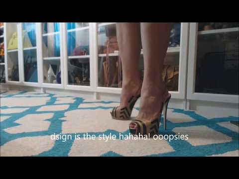 Designer Heel Collection Part 1