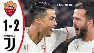 Roma Vs Juventus 1 2 Serie A 12/01/2020