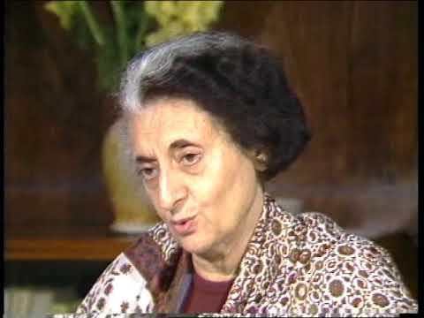 Indira Gandhi Full Interview