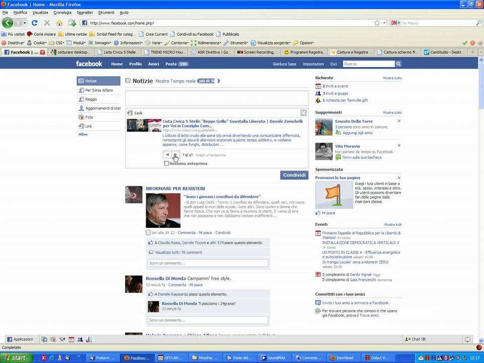 Come creare link su Facebook | Salvatore Aranzulla